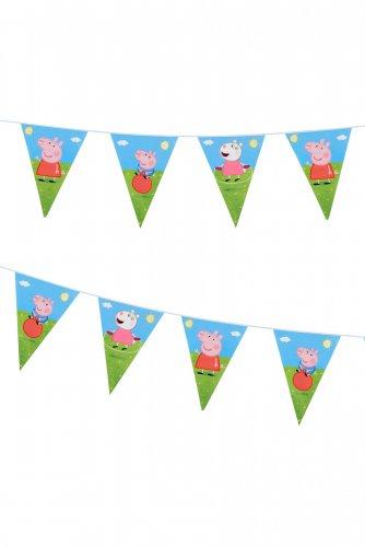 Grinalda bandeirolas Peppa Pig™