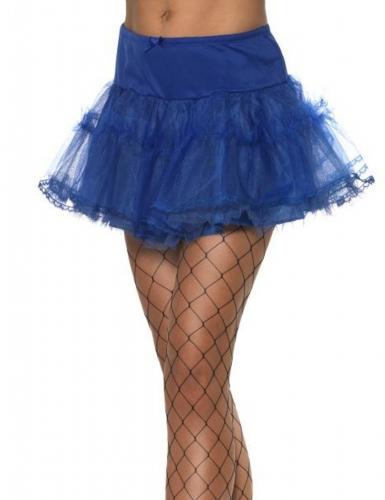 Saiote azul mulher