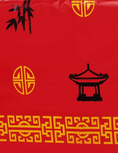 Toalha de mesa tema Ásia (137 x 274 cm)-1