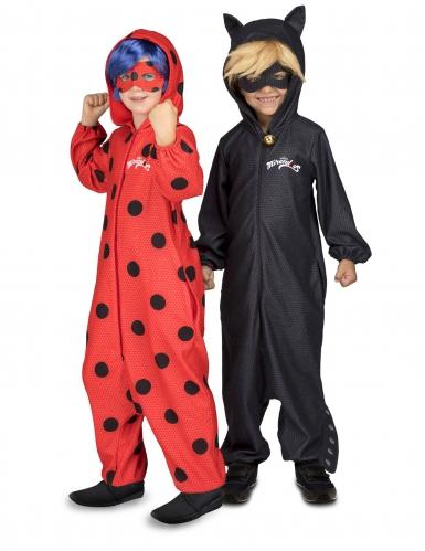 Disfarce macacão Ladybug™ menina-1
