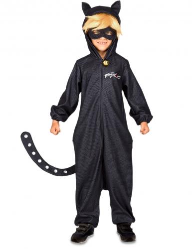 Disfarce macacão chat noir Miraculous™ criança