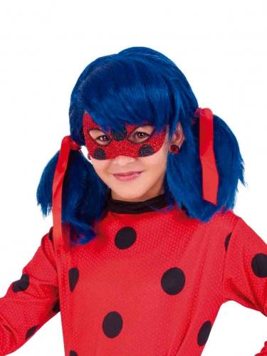Máscara brilhante Ladybug™ criança