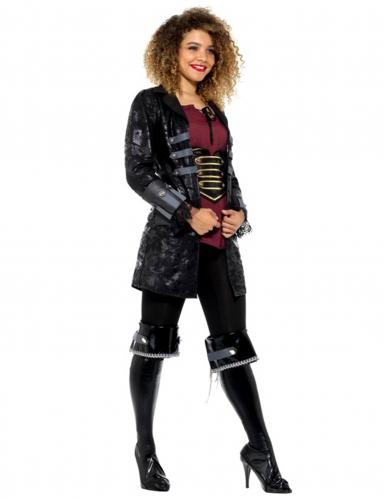 Casaco pirata luxo mulher-1