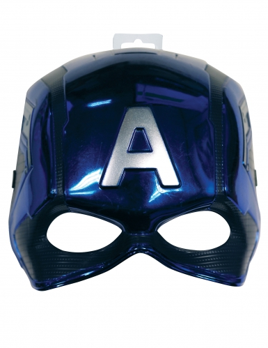 Máscara Captain America™-1