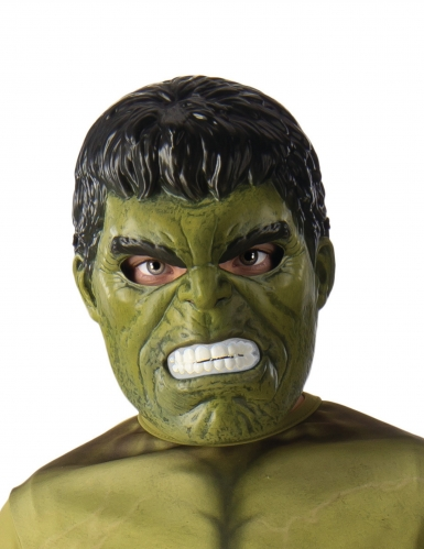 Máscara Hulk Criança Máscaras Mascarilhas E Fatos De Carnaval Vegaoo