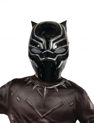 Máscara Black Panther™ criança