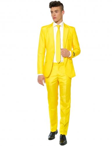 Fato Mr. Solid amarelo homem Suitmeister™