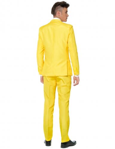 Fato Mr. Solid amarelo homem Suitmeister™-1