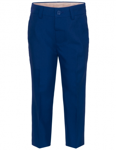 Fato Mr. Azul marinho criança Opposuits™-1