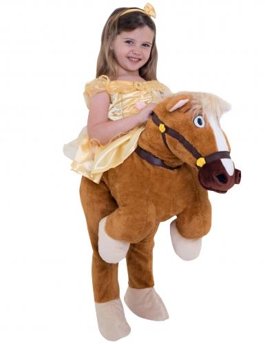 Disfarce Princesa Bela™ à cavalo menina Morphsuits™
