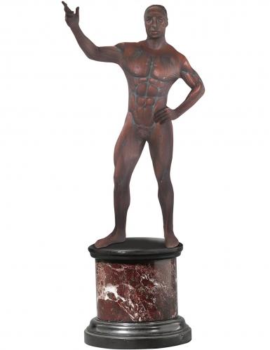 Disfarce macacão Estátua de bronze adulto Morphsuits™