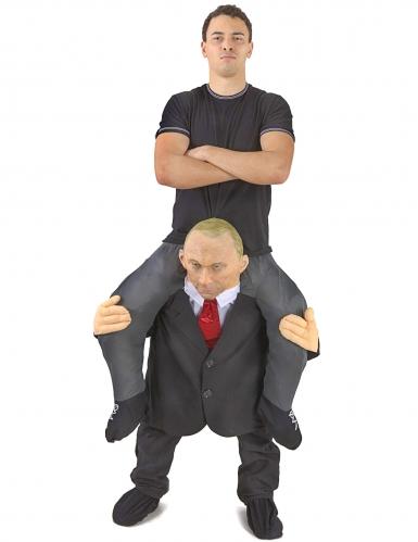 Disfarce homem em cima de Poutine adulto Morphsuits™