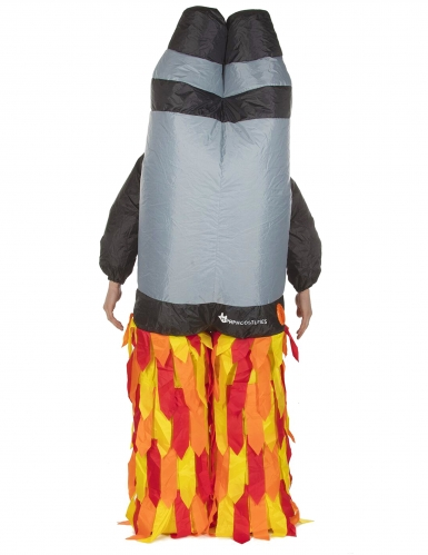 Disfarce homem levantado pelo Jet Pack adulrto Morphsuits™-2