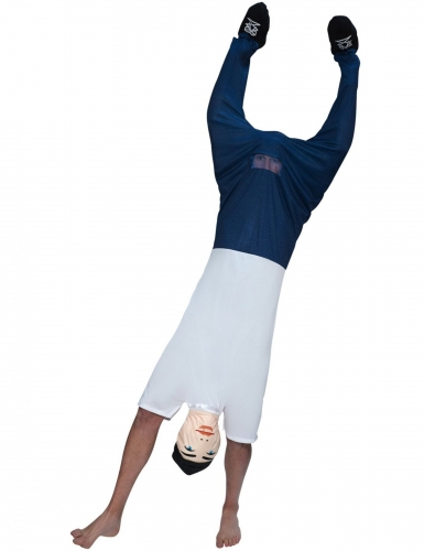 Disfarce homem invertido adulto Morphsuits™
