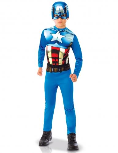 Disfarce Captain America™ menino