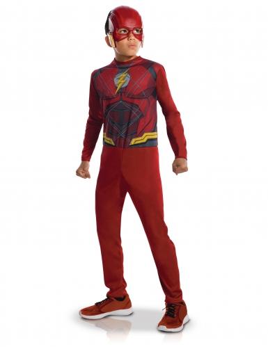 Disfarce clássico Flash Justice league™ menino