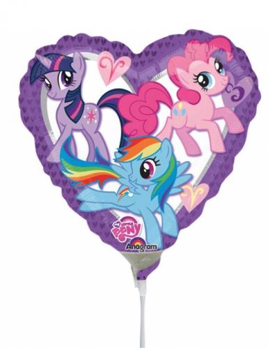 Balão coração alumínio My Little Pony™