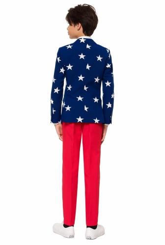 Fato Mr. USA adolescente Opposuits™-1