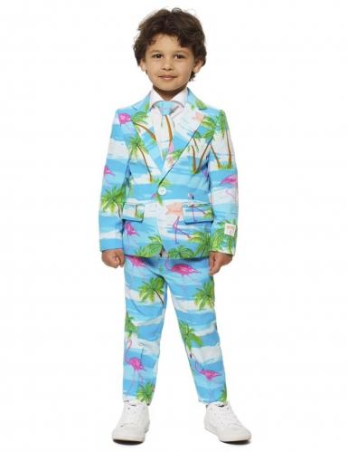 Fato Mr. Flamingo criança Opposuits™