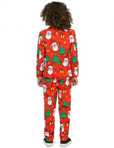 Fato Mr. Holiday hero criança Opposuits™-1
