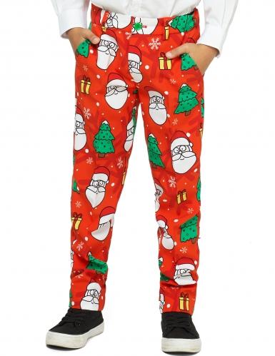 Fato Mr. Holiday hero criança Opposuits™-2