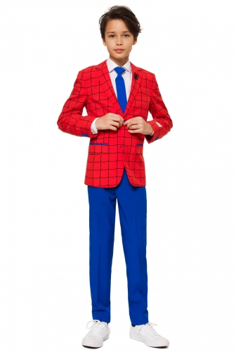 Fato Mr. Spider-man™ adolescente Opposuits™