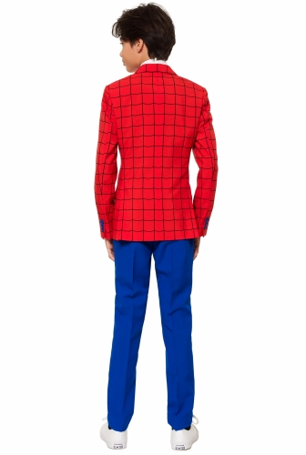 Fato Mr. Spider-man™ adolescente Opposuits™-1