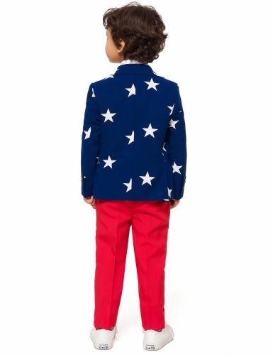 Fato Mr. USA criança Opposuits™-1