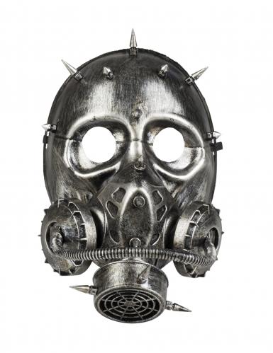 Máscara de gás Steampunk adulto-1