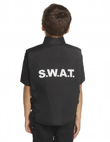 Colete SWAT criança-1