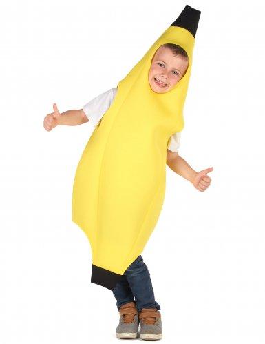 Disfarce banana criança