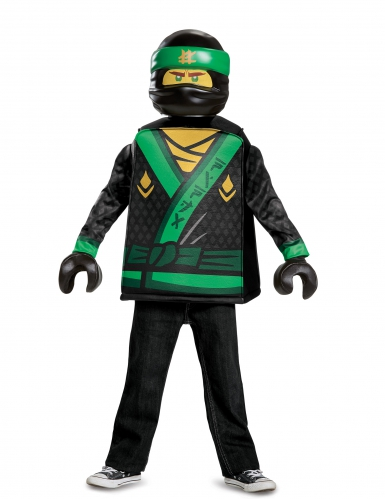 Disfarce criança Lloyd Ninjago™ LEGO®