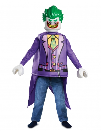 Disfarce Joker LEGO® criança