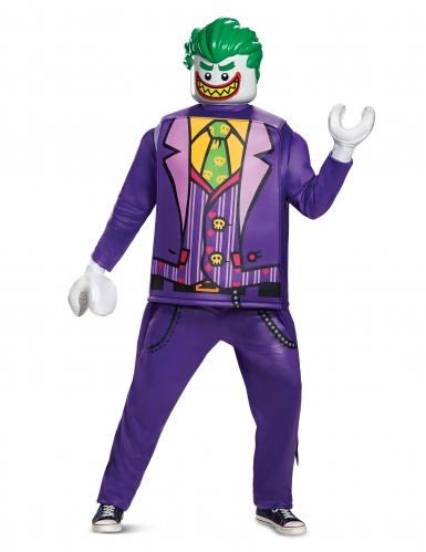 Disfarce luxo Joker LEGO® adulto
