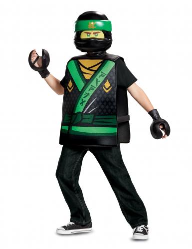 Disfarce Lloyd Ninjago™ LEGO® verde criança