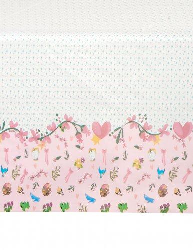 Toalha de plástico Princesas Disney™-1