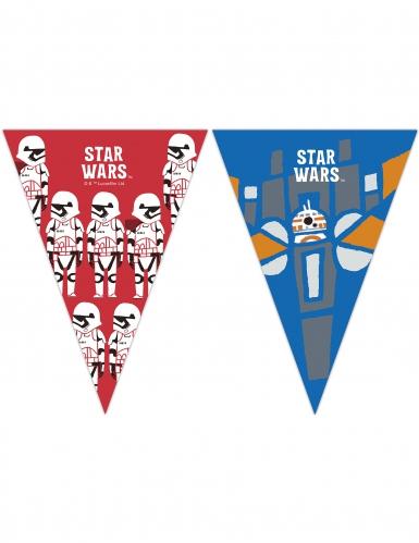 Grinalda 9 bandeirolas Star Wars Forces™