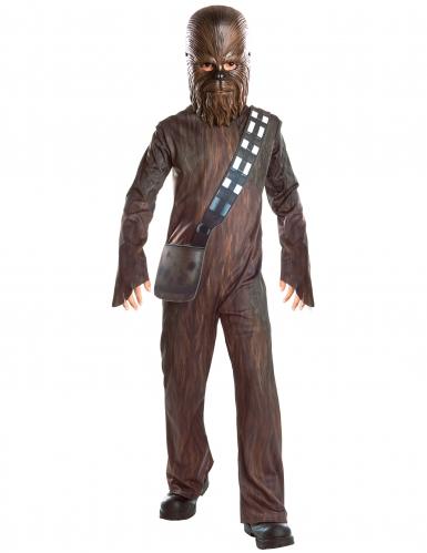 Disfarce luxo Chewbacca™ criança