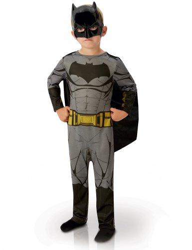 Disfarce clássico Batman Justice League™ menino