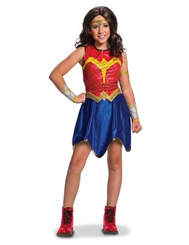 Disfarce clássico Wonder Woman™ Justice League™ menina