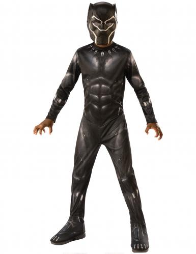 Disfarce clássico Black Panther Infinity War™ menino - Pantera Negra™