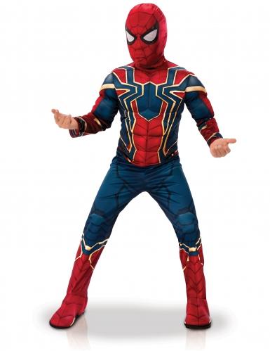 Disfarce luxo Iron Spider Avengers Infinity War™ menino