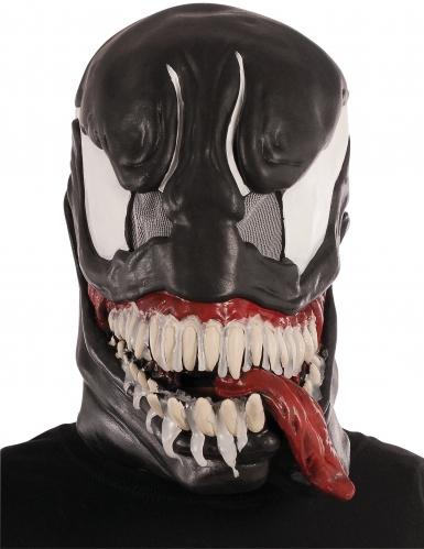 Máscara integral látex Venom™ adulto