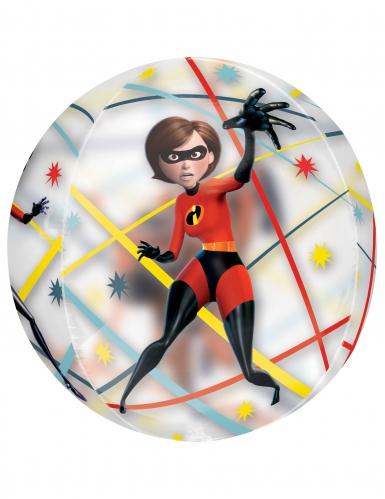 Balão alumínio redondo The Incredibles : Os Super-Heróis™-2