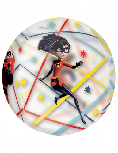 Balão alumínio redondo The Incredibles : Os Super-Heróis™-3