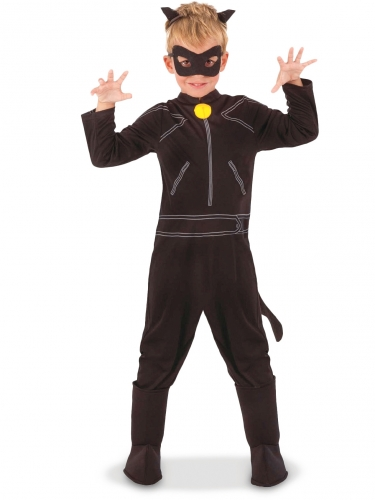 Dsfarce clássico Cat noir Miraculous As aventuras de Ladybug™ criança