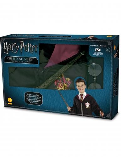 Caixa com disfarce harry Potter™ criança-1