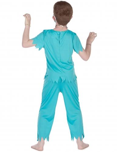 Disfarce cirurgião zombie menino-2
