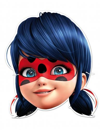 6 Máscaras de cartão Ladybug™