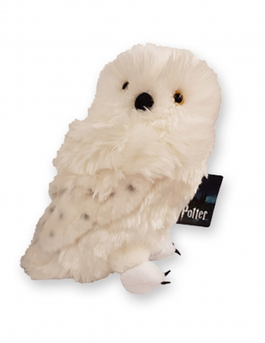 Coruja Hedwig de pelúcia - Harry Potter™ 25 cm